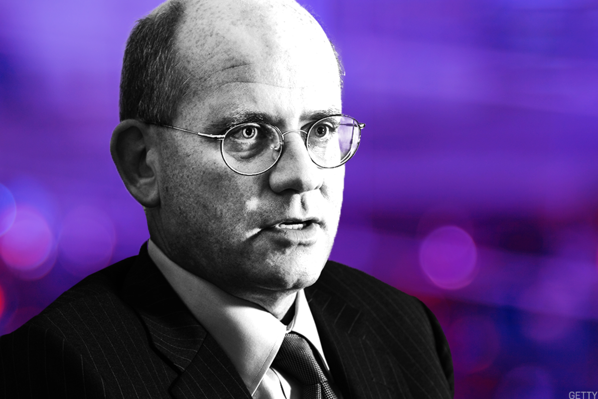 GE CEO John Flannery.