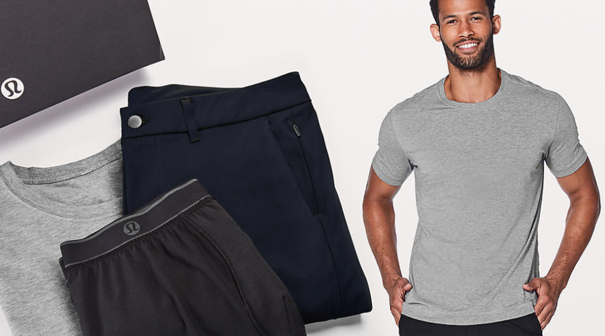 Men's products on Lululemon.com