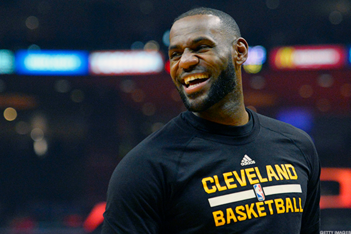 LeBron James is headed out of Cleveland to Los Angeles.
