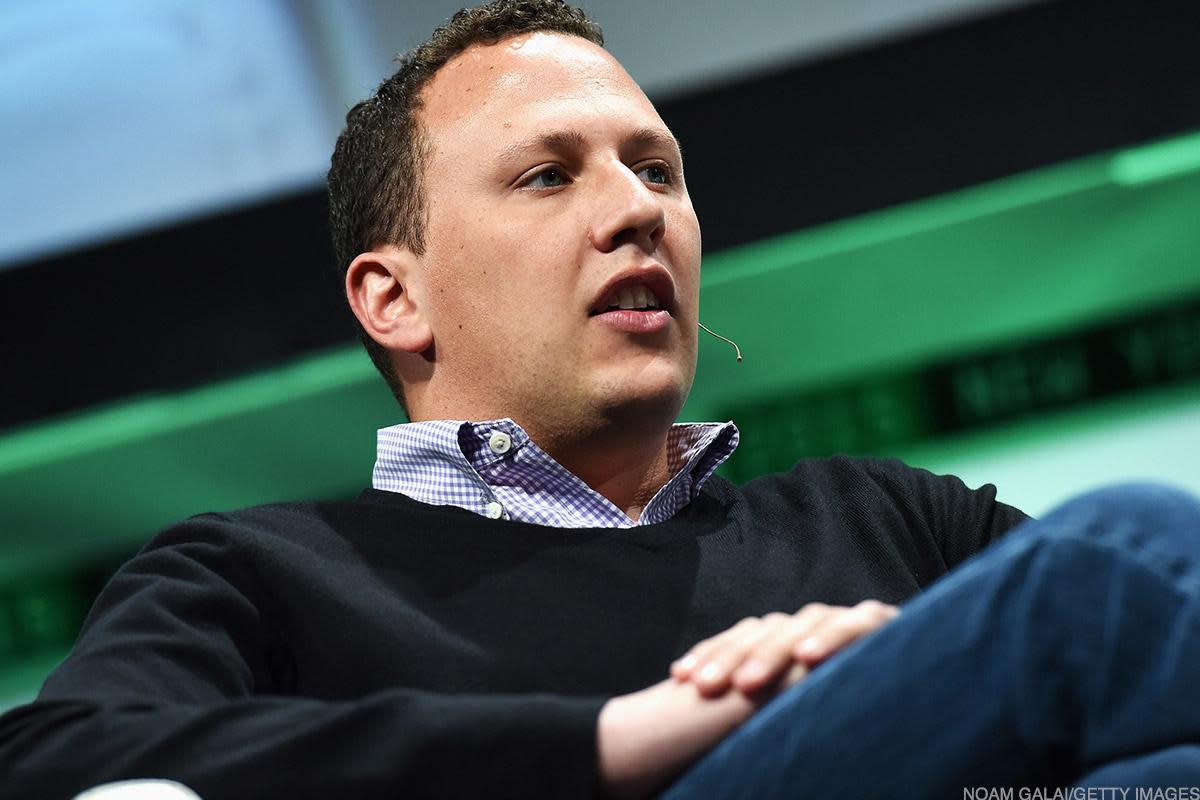 Casper CEO, Philip Krim.