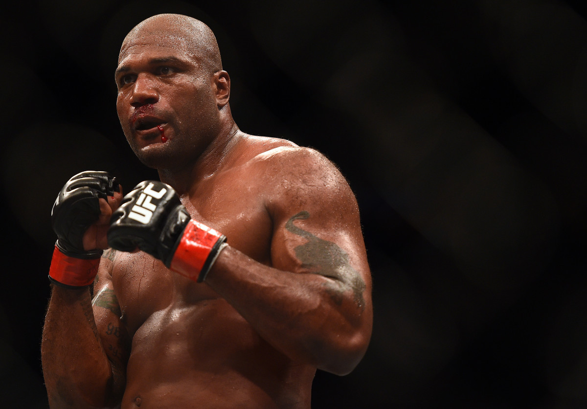 MMA Star Rampage Jackson Says the Future of Esports Is Bright