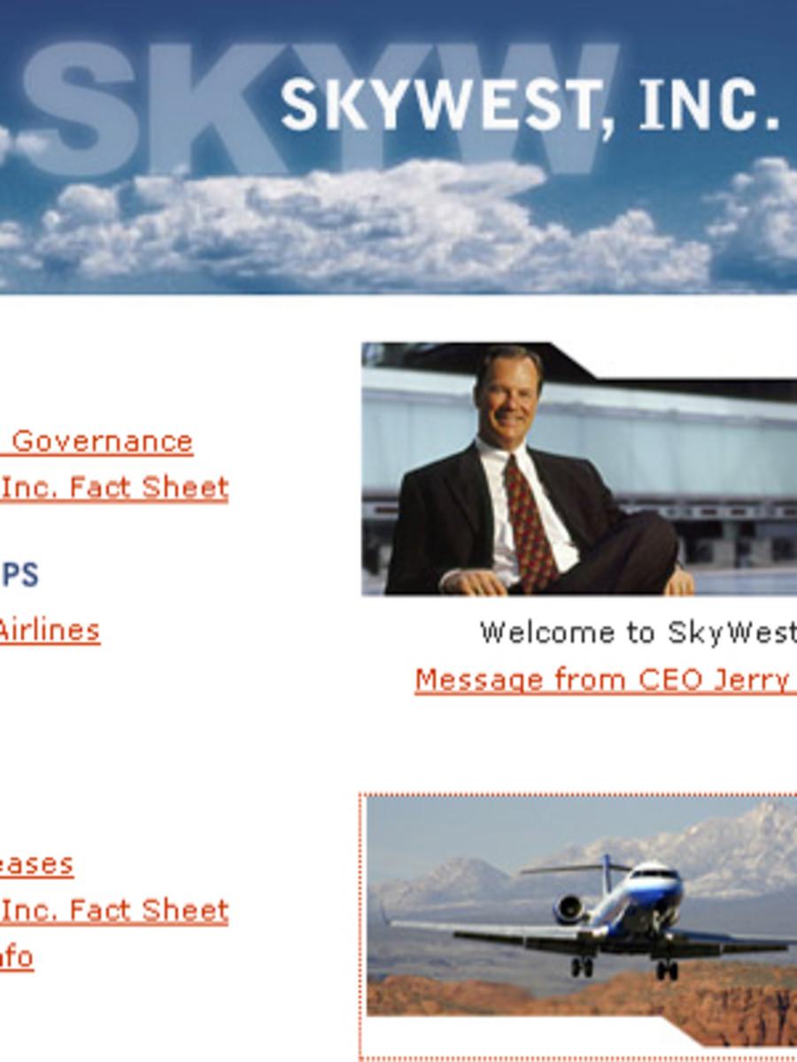 SkyWest Suspends Dividends and Buybacks as It Seeks...