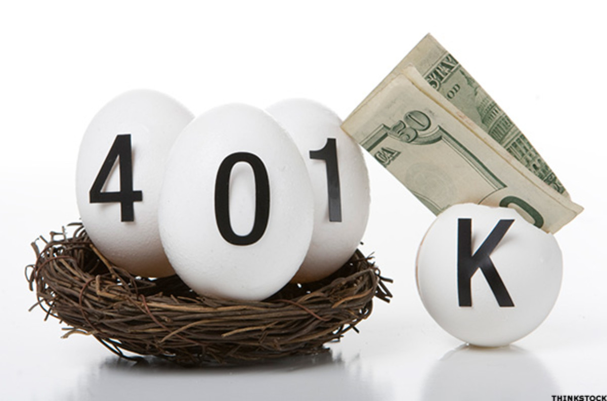 Invest in Your 401(k) ASAP