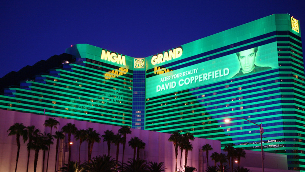 MGM Resorts CEO to Step Down