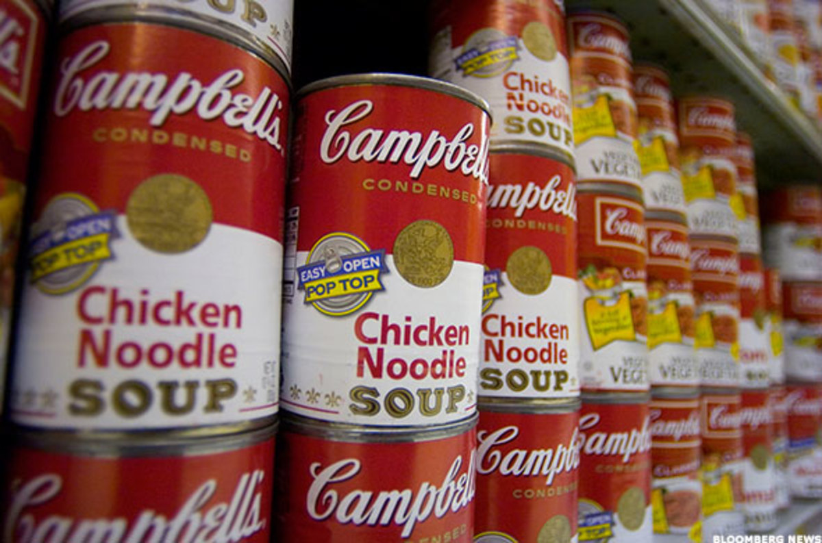 Campbell Soup Shares Fall After Strong Quarter on Pandemic-Driven Sales