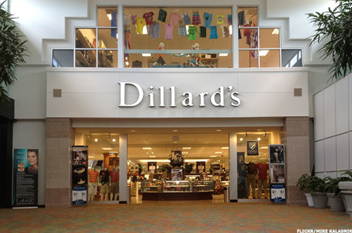 Dillard's Rises on Profit Surprise Tied to Inventory, Cost Controls