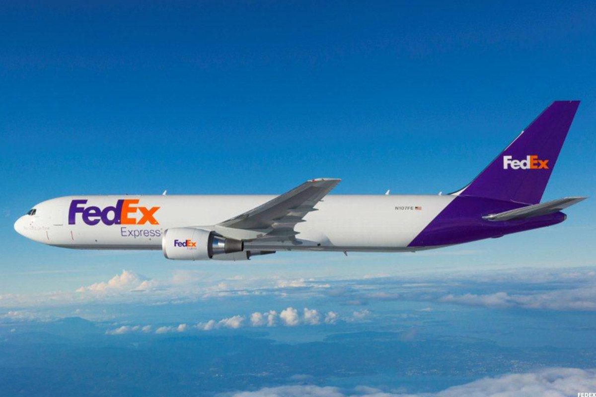 Fedex Investors Deliver A Lower Stock Price As Package Delivery