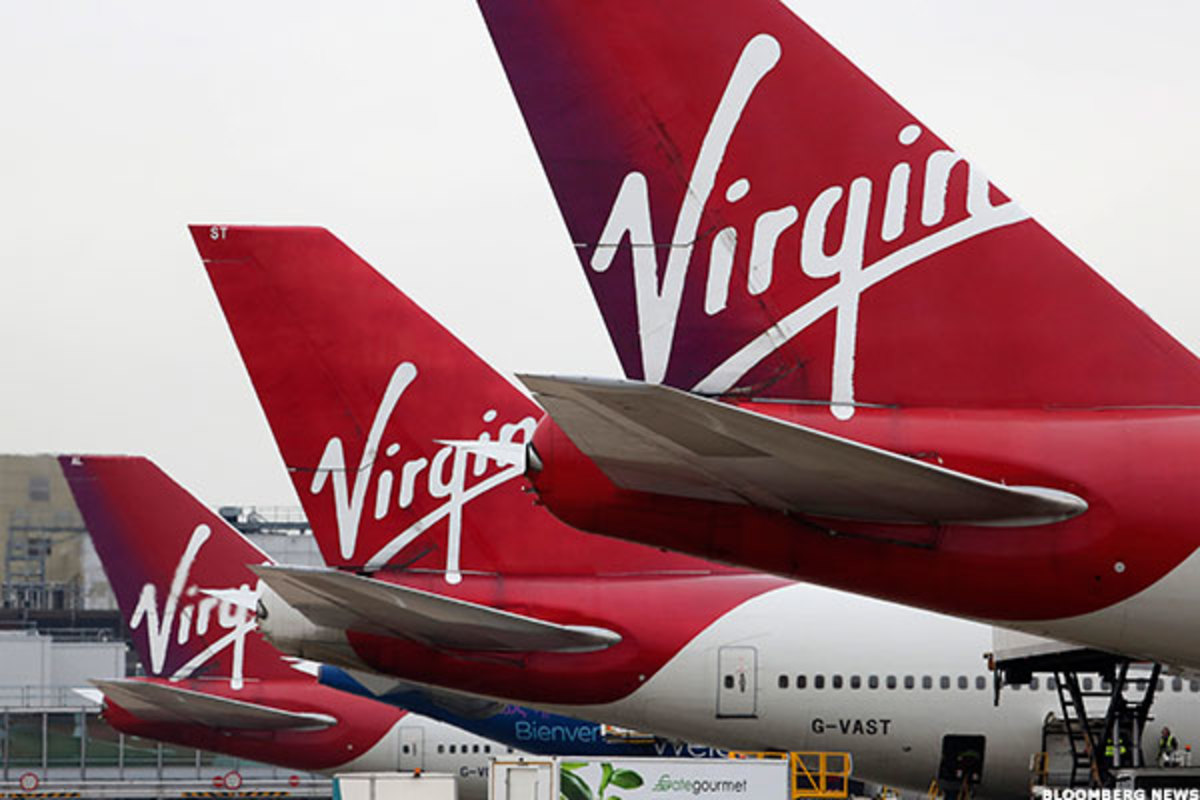 Virgin Atlantic Files for Bankruptcy Protection, Hurt by Pandemic