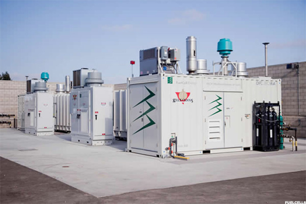 FuelCell Energy Slumps on Wider-Than-Expected Loss