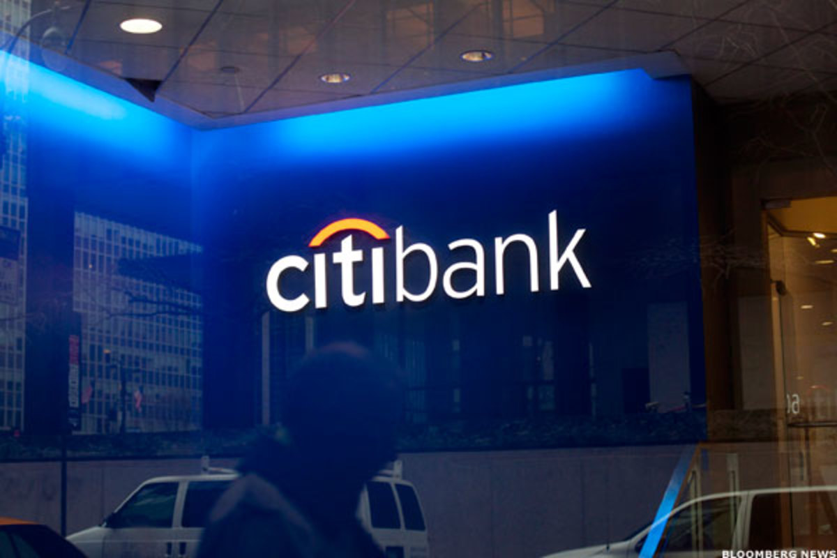 Stock Market Today With Jim Cramer: Don't Sell Citi Here