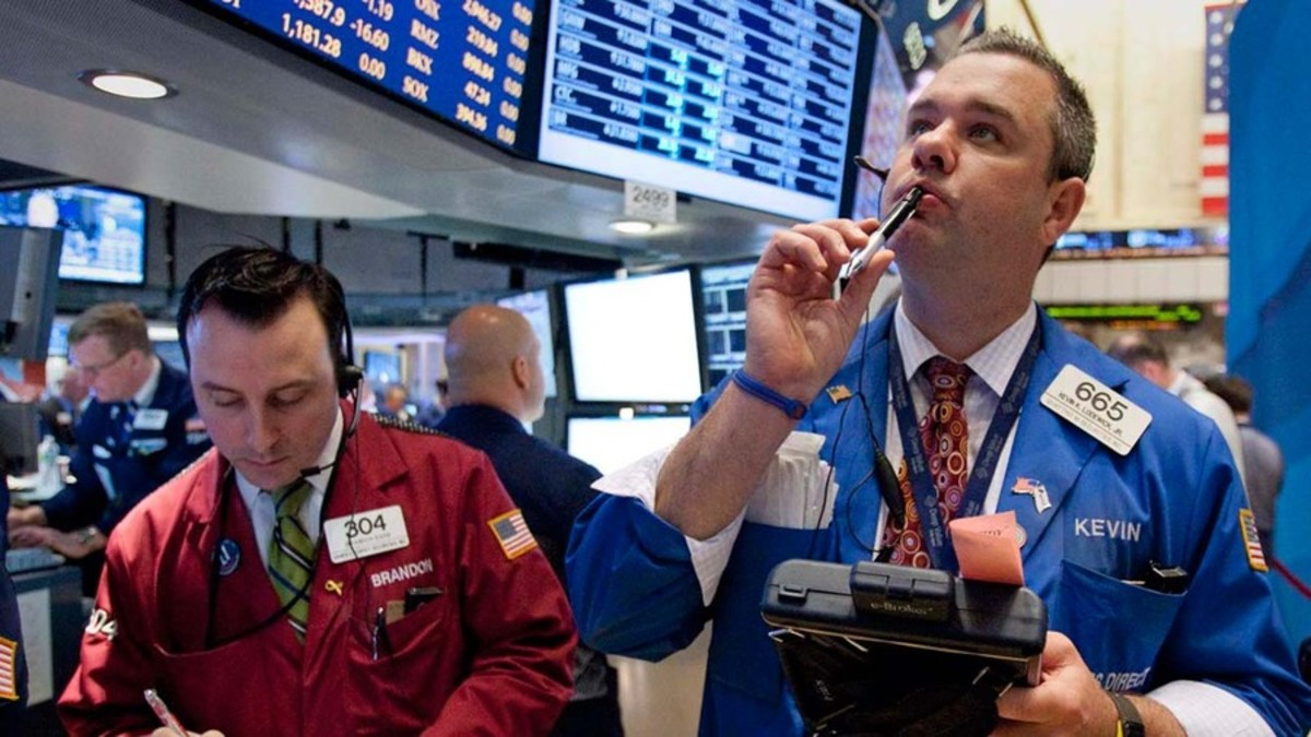 Stocks Rise as Wall Street Rebounds From Selloff