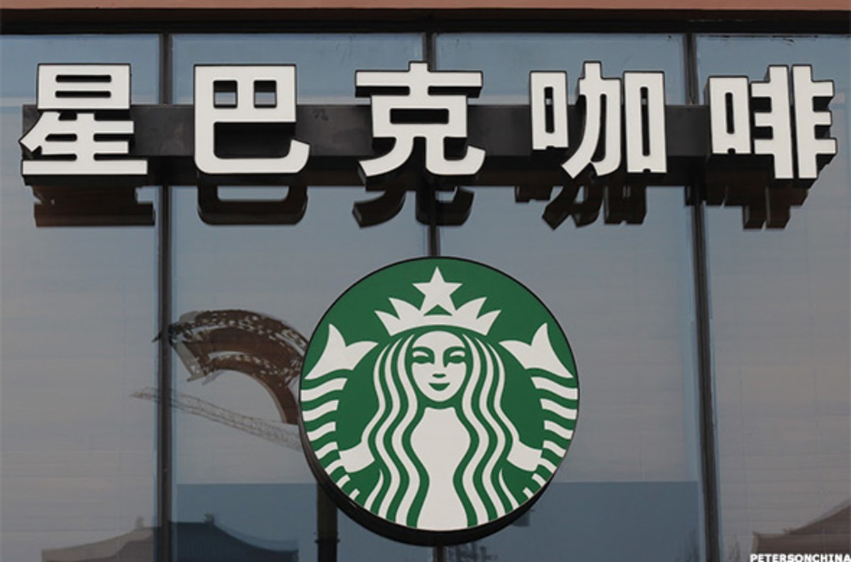 Photos: Starbucks (SBUX) in China Is Almost Unrecognizable - TheStreet