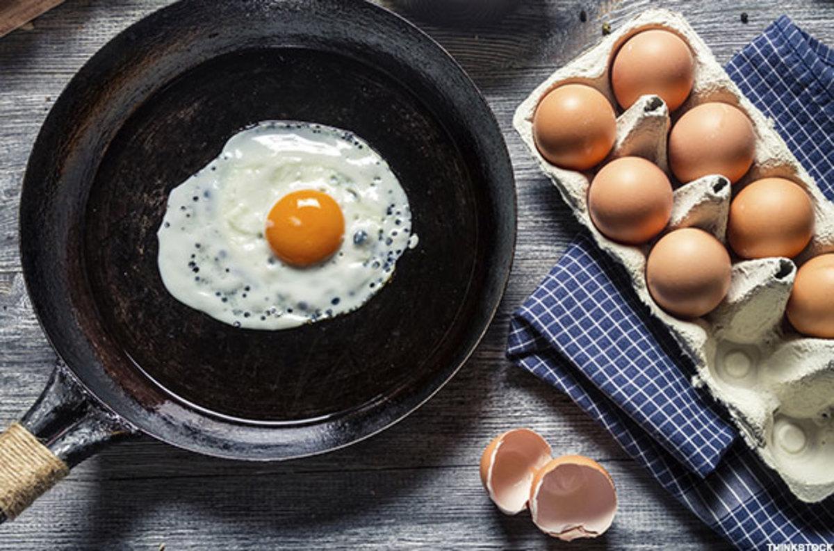 Eggs dating