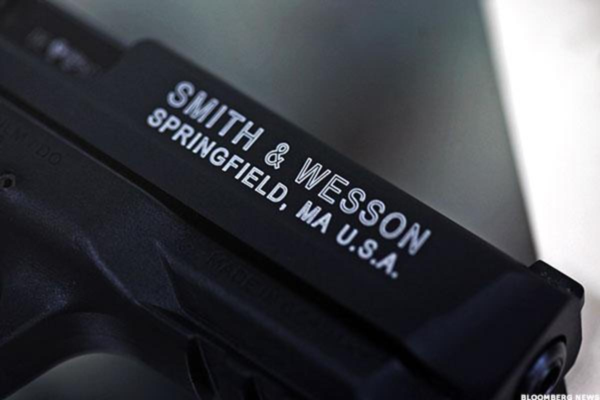 Smith & Wesson Parent American Outdoor Brands Replaces Its CEO
