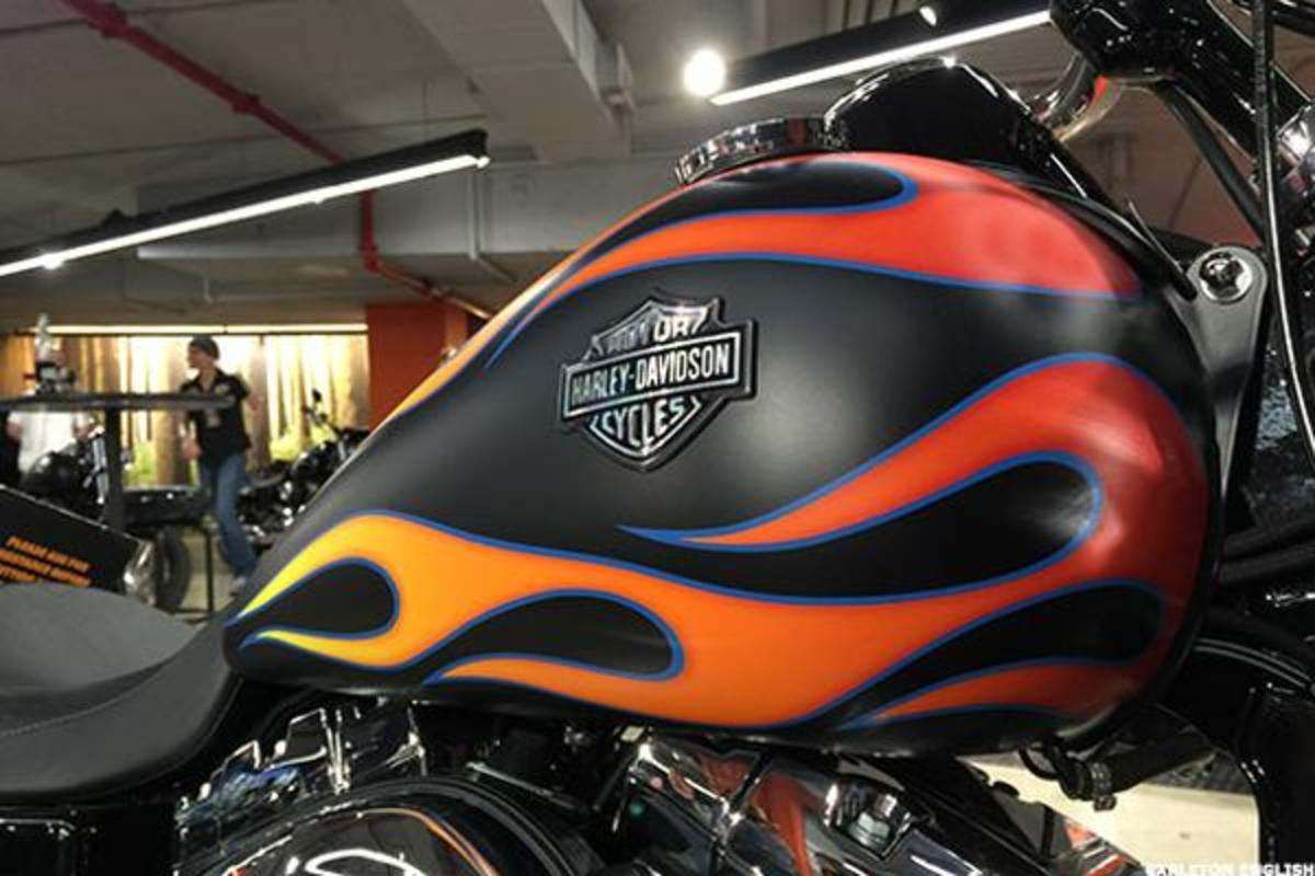 Harley-Davidson Downshifts on Fourth-Quarter Earnings Miss