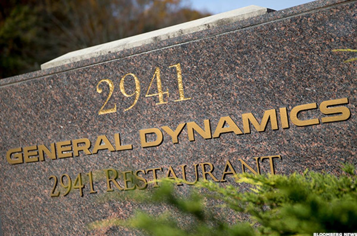 General Dynamics Tops Earnings Forecast Ahead of Raytheon, Northrop Reports
