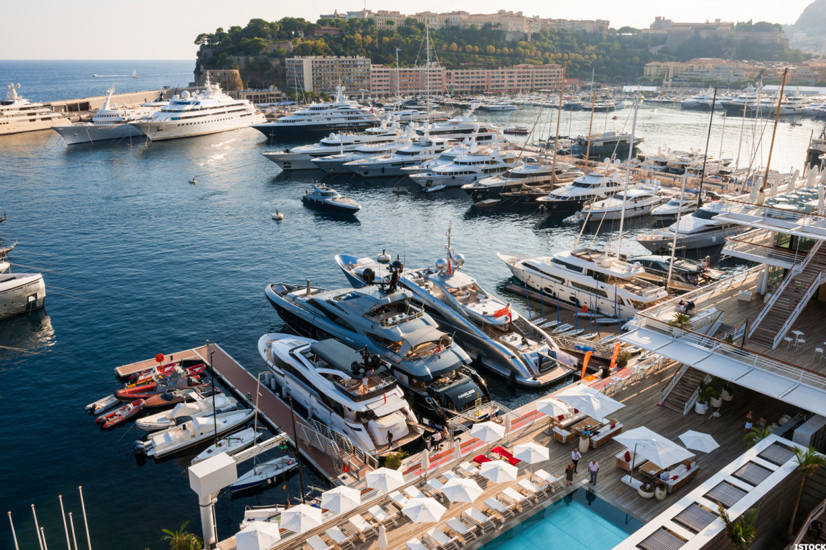 The Most Expensive Luxury Yachts on Earth