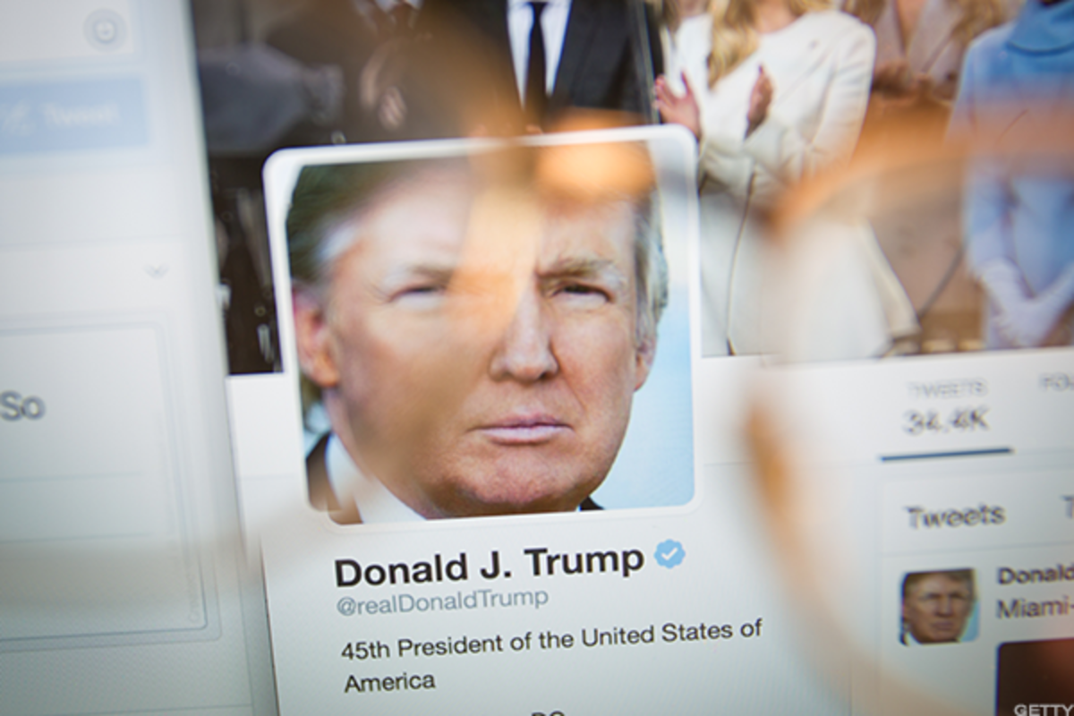 Twitter Slides As Trump Threatens To 'Strongly Regulate, Or Close Down' Social Media Platforms Deemed Biased to Conservatives