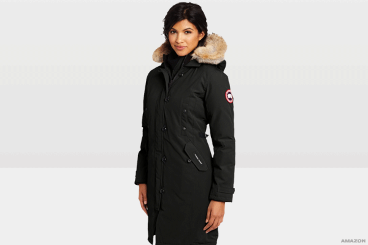 Canada Goose Cut to Sell by Goldman Sachs on Valuation ...