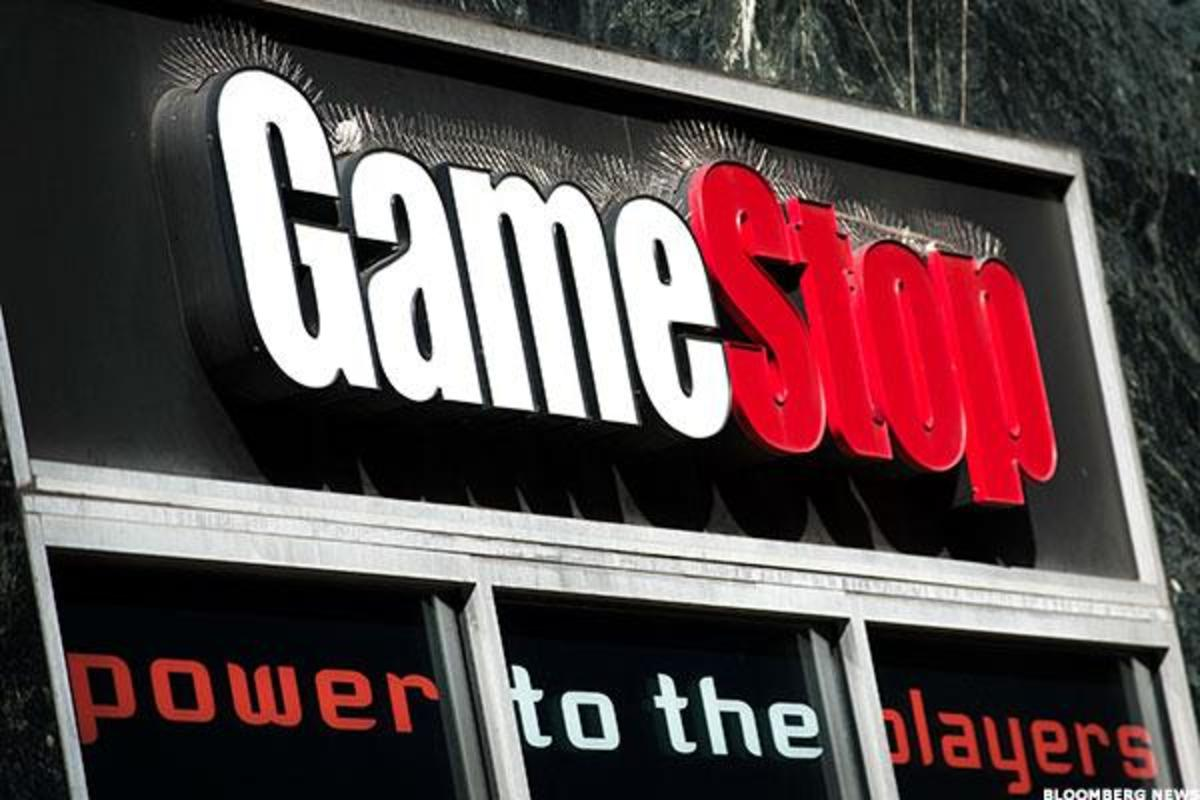 GameStop shares climbed as investors lauded the chain's new board members and holiday sales.