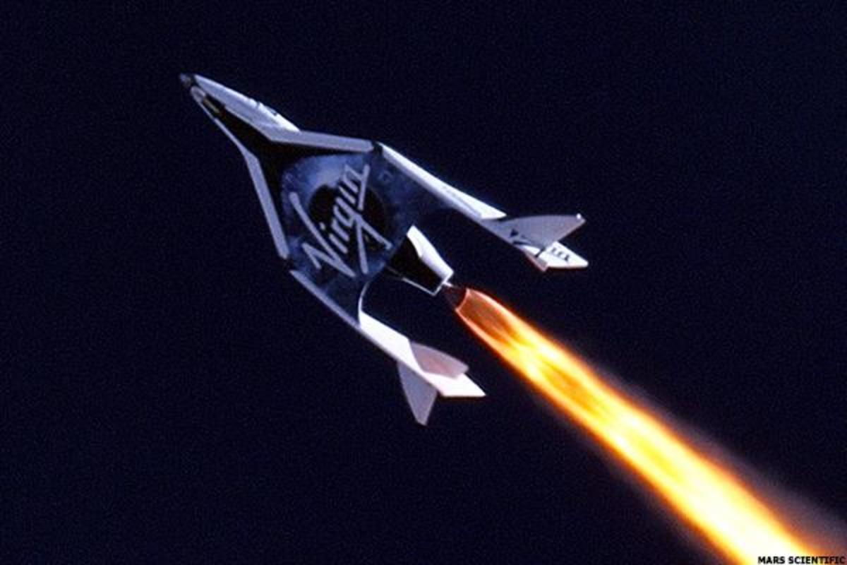 Virgin Galactic Must Return to Earth, Morgan Stanley Says