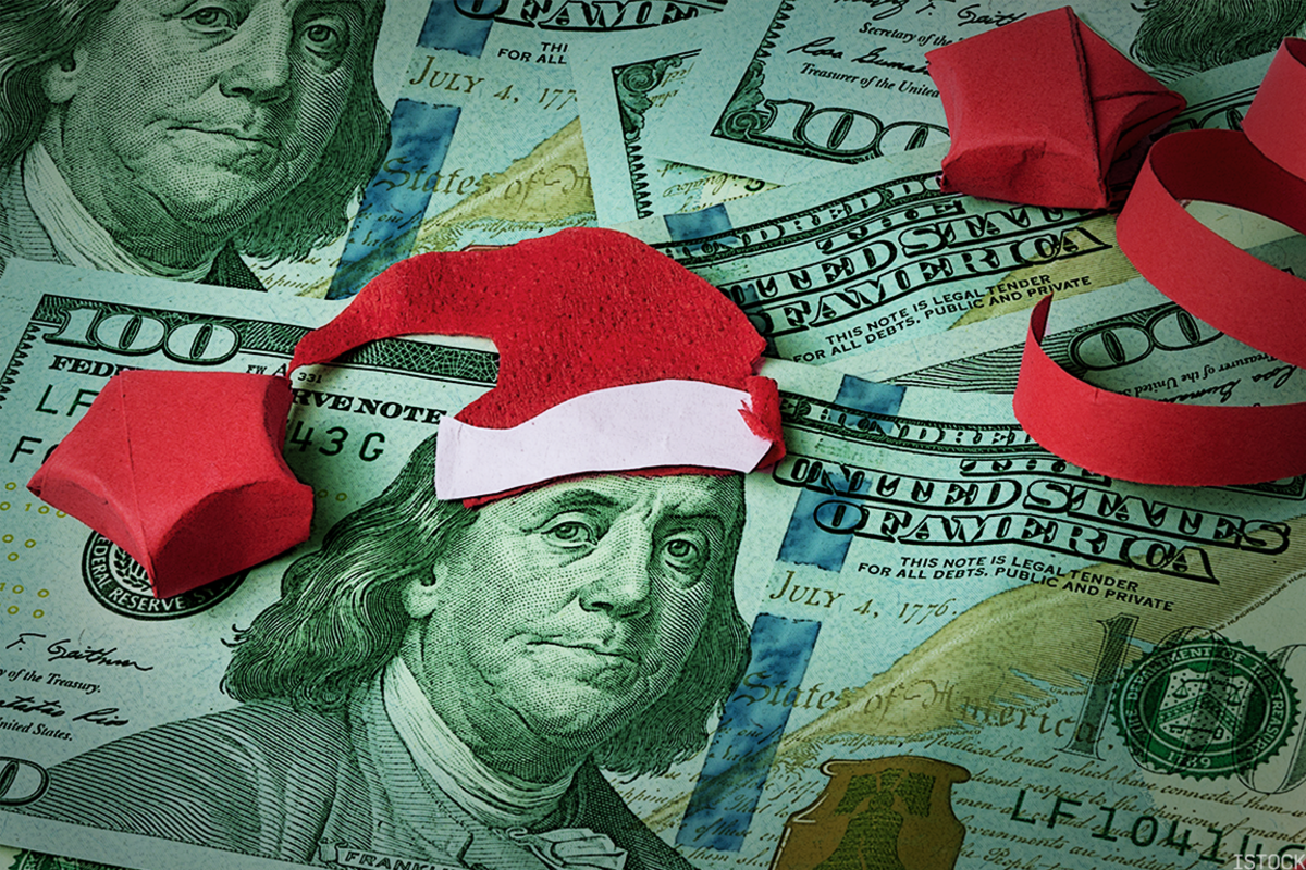 Stock Market Today With Jim Cramer: Stocks Will Get a Santa Rally