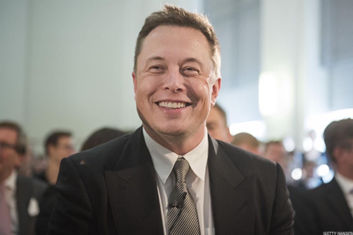 Inside Elon Musk's Big Payday