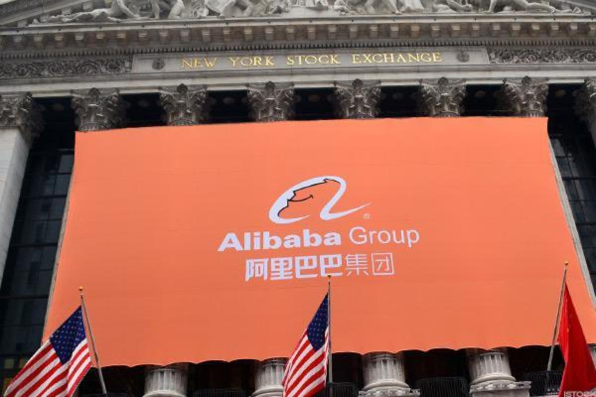 Alibaba Stock Notches Yearly High Thestreet Press this button to generate a shareable image alibaba stock notches yearly high
