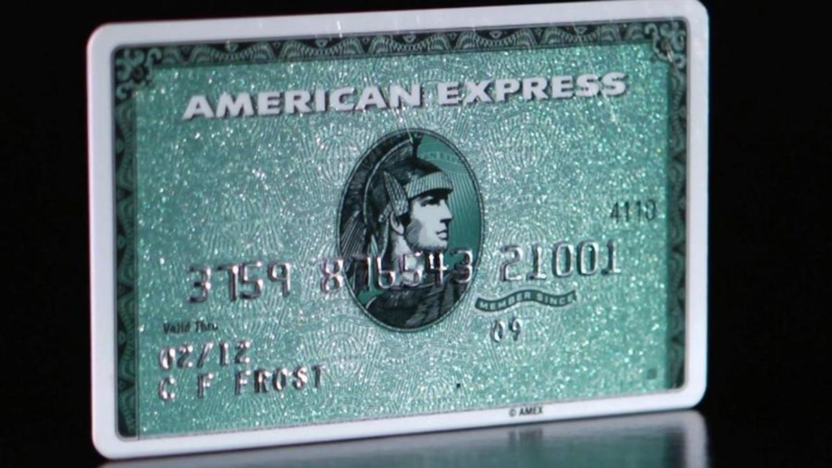 American Express Tests Annual Risky Level After Earnings Report