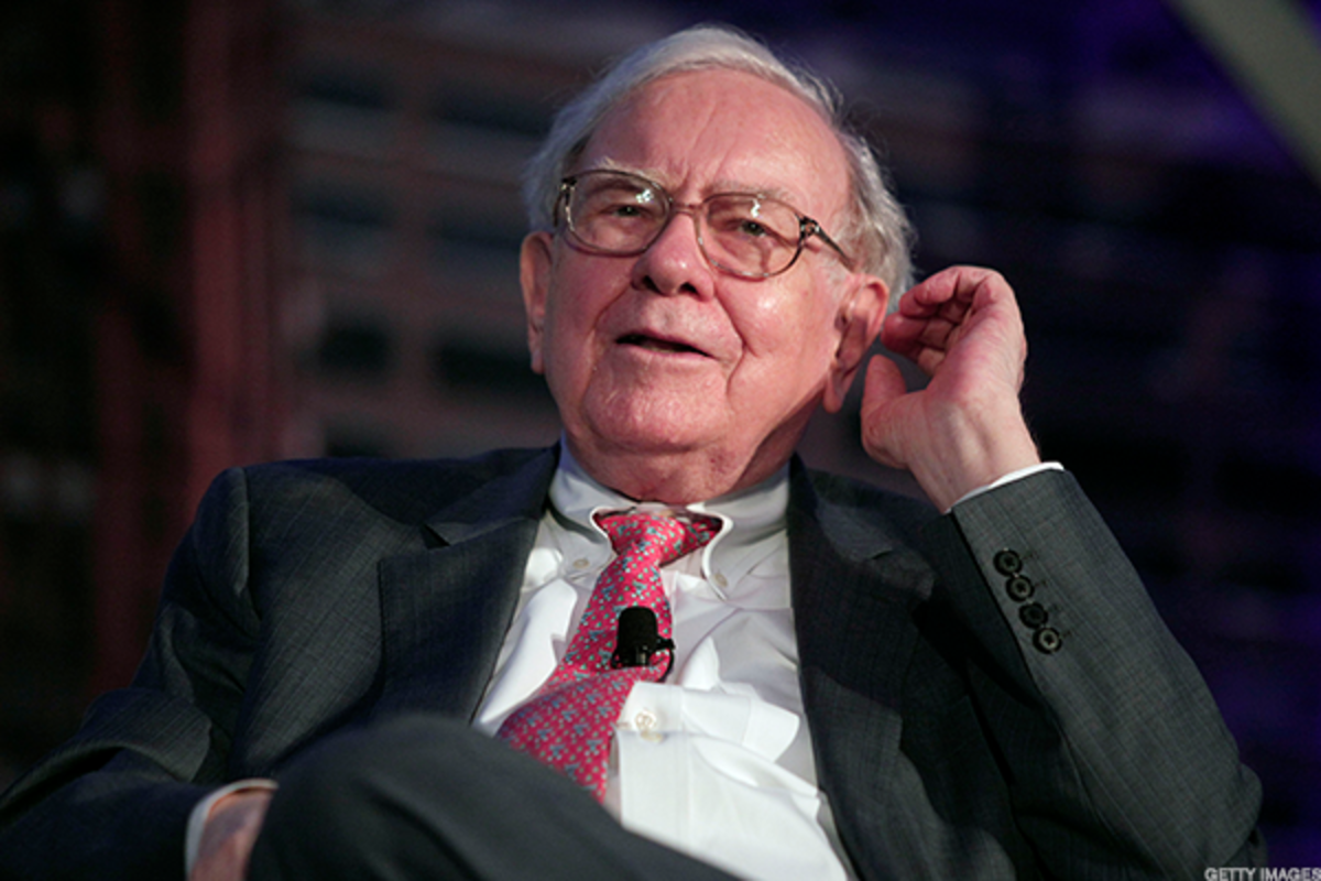 Buffett Takes Barrick Gold Stake, Dumps Goldman Sachs, Occidental Petroleum