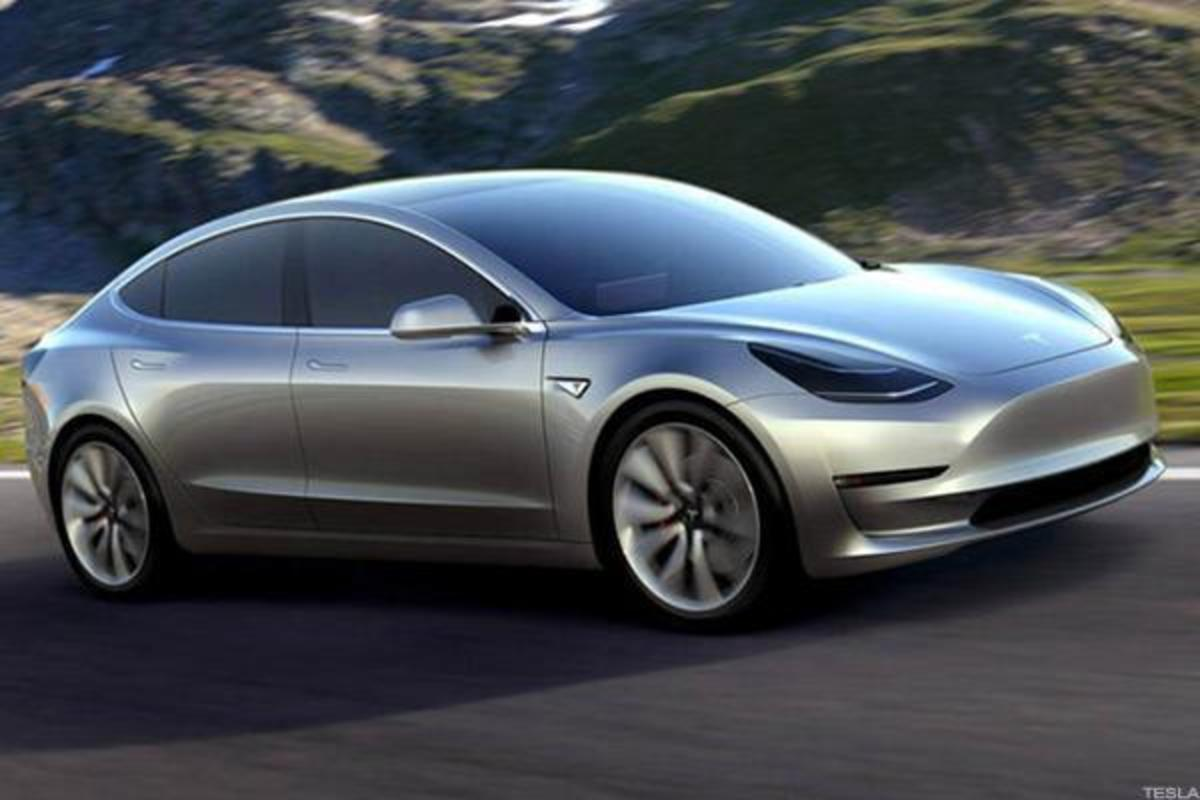 Tesla Price Target Upgraded by UBS but Stock Remains a Sell