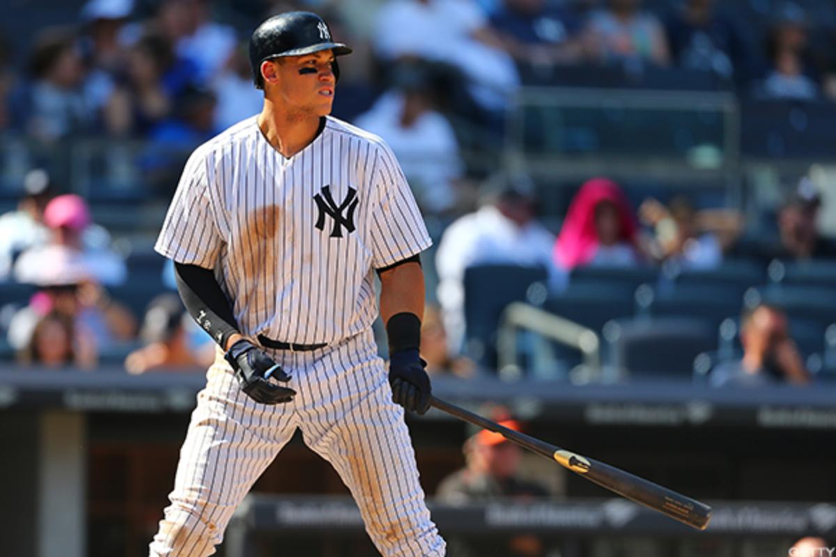 New York Yankees Rookie Aaron Judge Tops Jersey Sales List - TheStreet