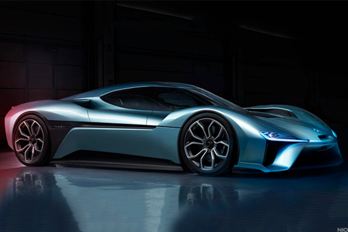 Nio Vehicle Deliveries Almost Triple in June and 2nd Quarter