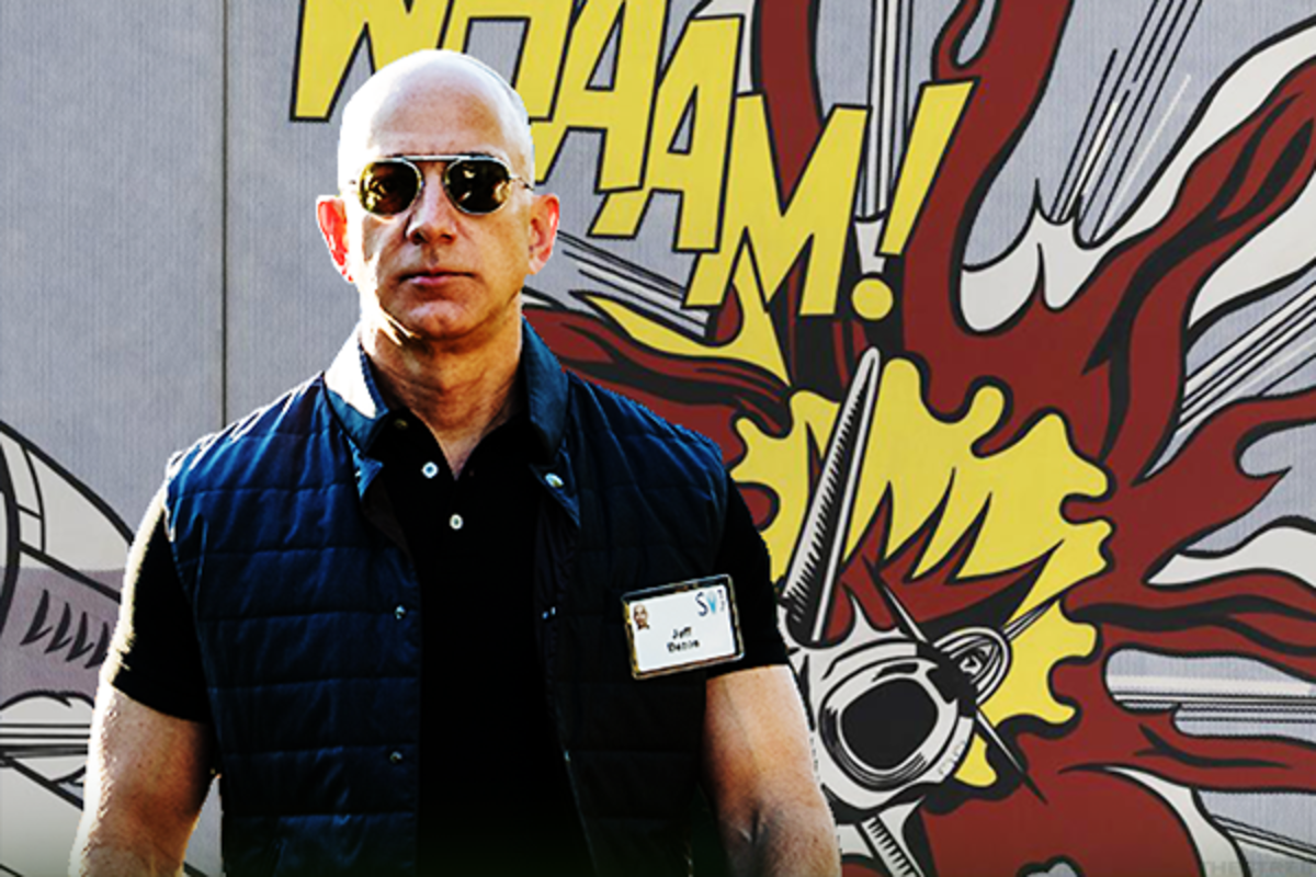 Amazon Is Clearly What Hedge Funds Are Betting On These Days