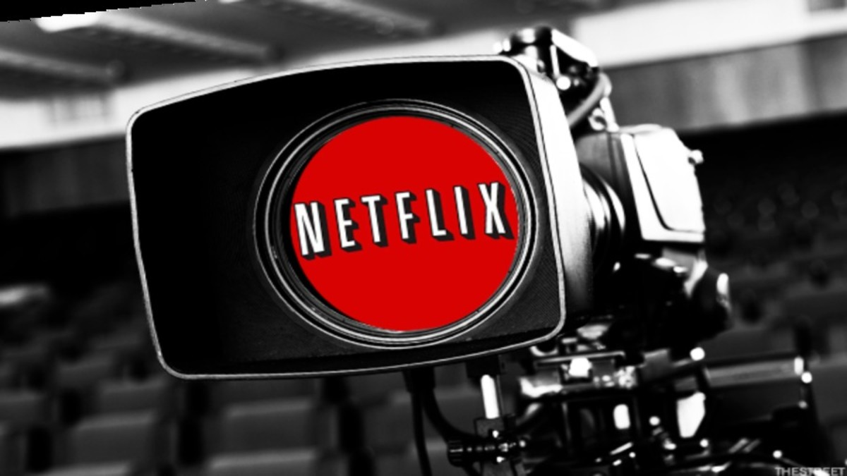 Netflix to Step Up Spending on Film Projects -- Here's Why