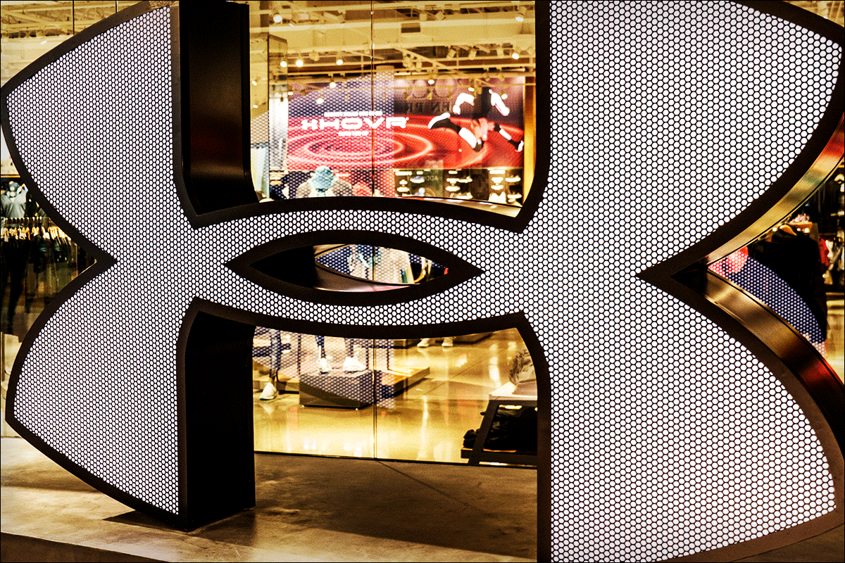 Under Armour Rises as Sales Stand Strong Against...