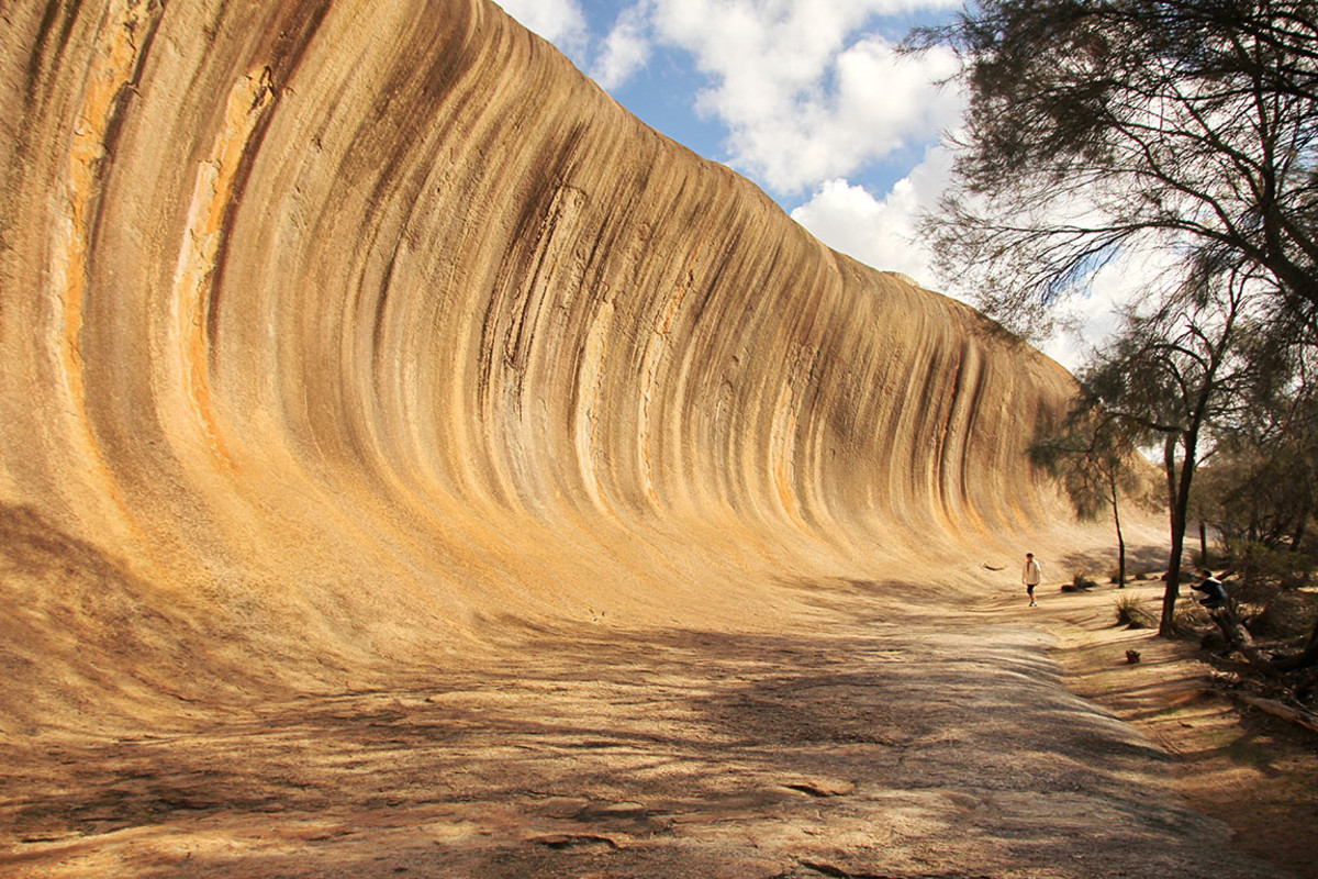 Australia's Wave Rock