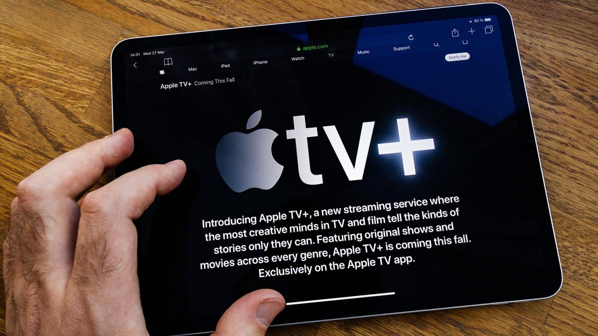 Apple TV+ Has 34 Million Subscribers: Report