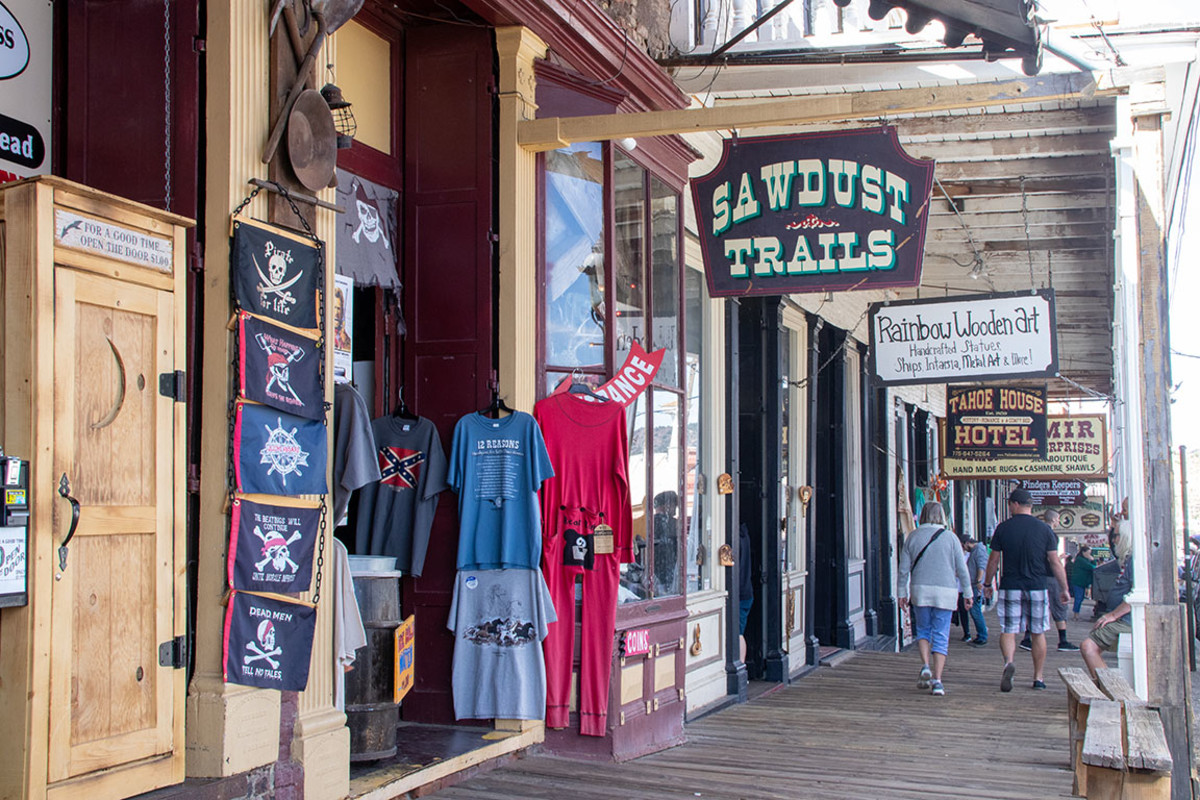 Virginia City, Nev.
