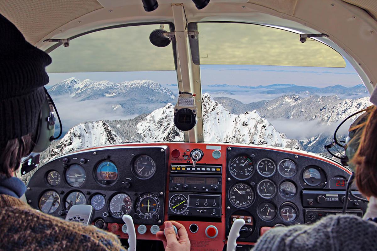 12 plane cockpit fly sh
