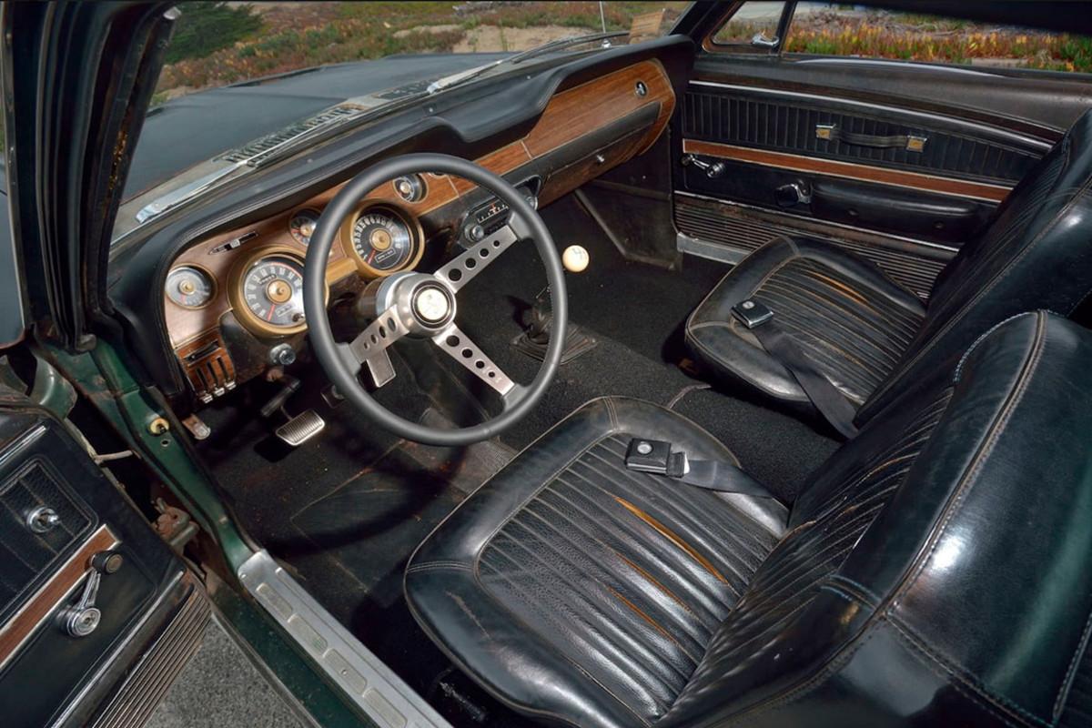 Bullitt Mustang 4 Mecum Auctions