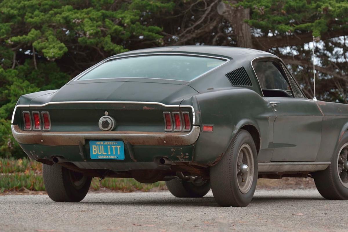 Bullitt Mustang 3 Mecum Auctions