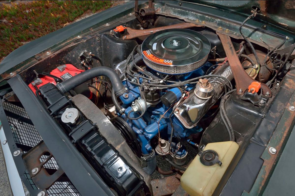 Bullitt Mustang 6 Mecum Auctions