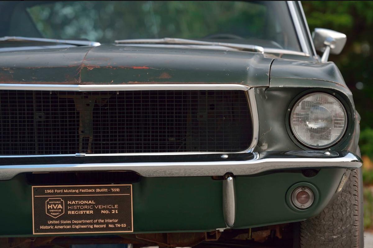 Bullitt Mustang 9b Mecum Auctions