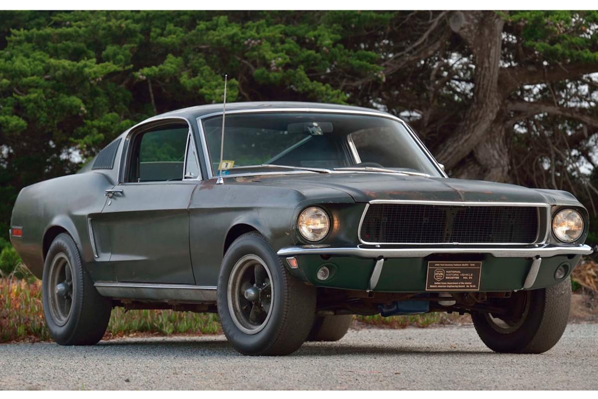 Bullitt Mustang 9 Mecum Auctions