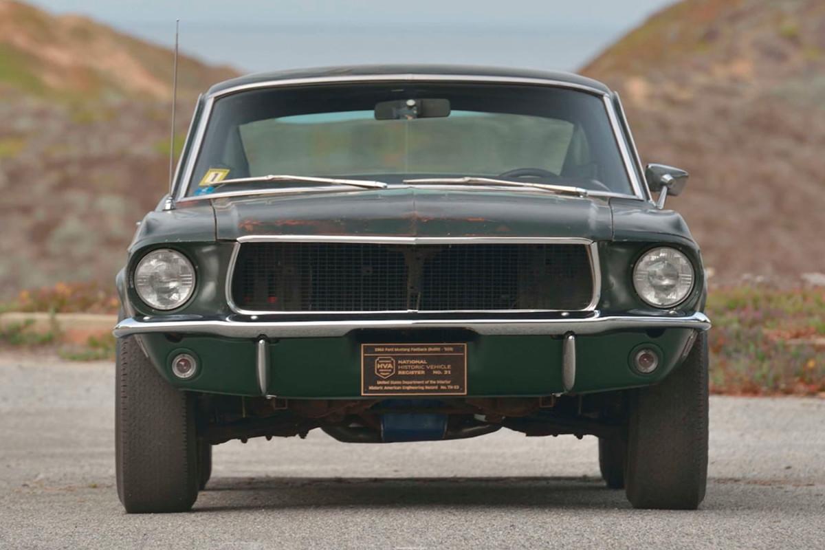 Bullitt Mustang 12 Mecum Auctions