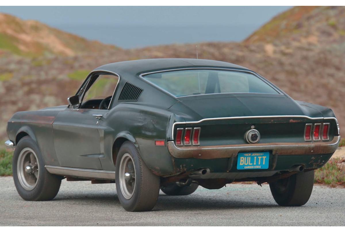 Bullitt Mustang 11 Mecum Auctions