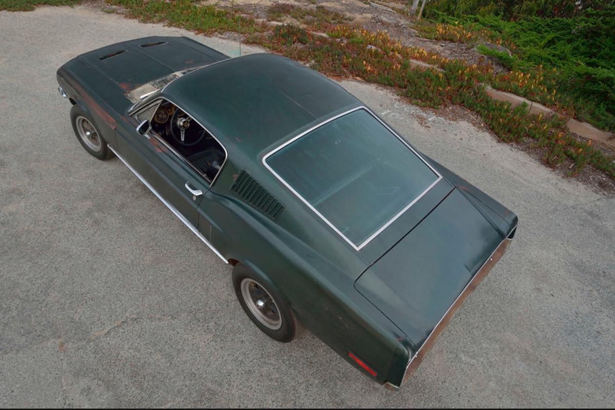Bullitt Mustang 18 Mecum Auctions