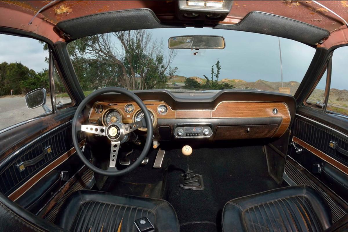 Bullitt Mustang 16 Mecum Auctions