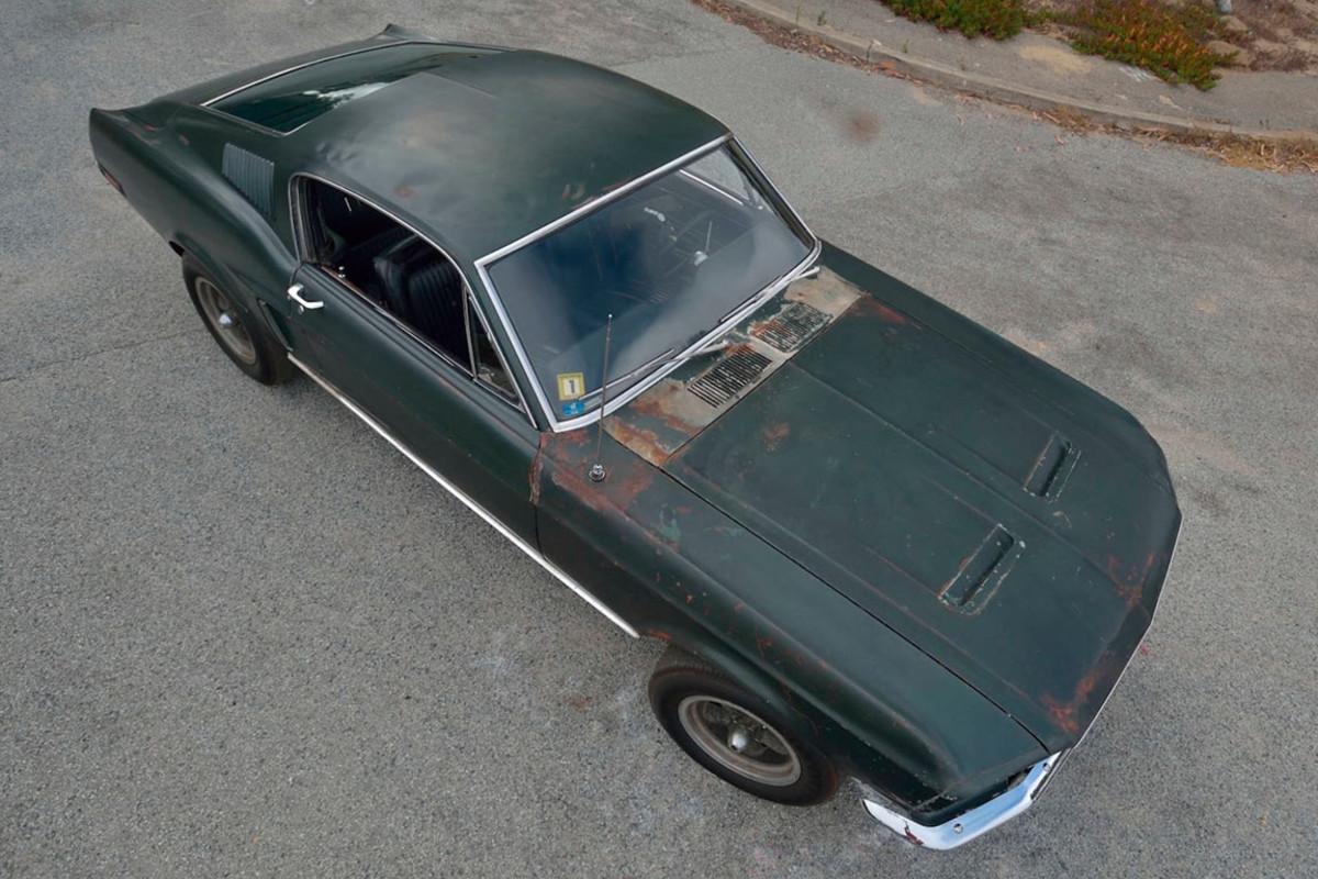 Bullitt Mustang 20 Mecum Auctions